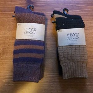 4 Frye and Co Boot Socks